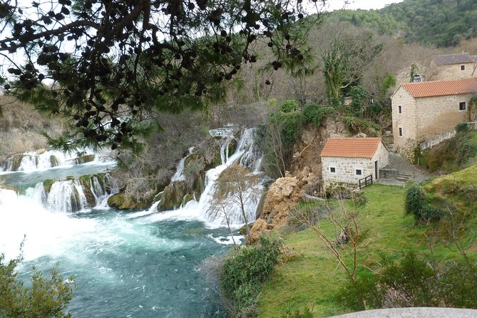 Waterfalls & History Tour