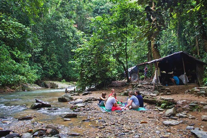 Overnight in the tropical forests of Bukit Lawang