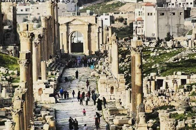 Jerash And Ajloun Day Tour