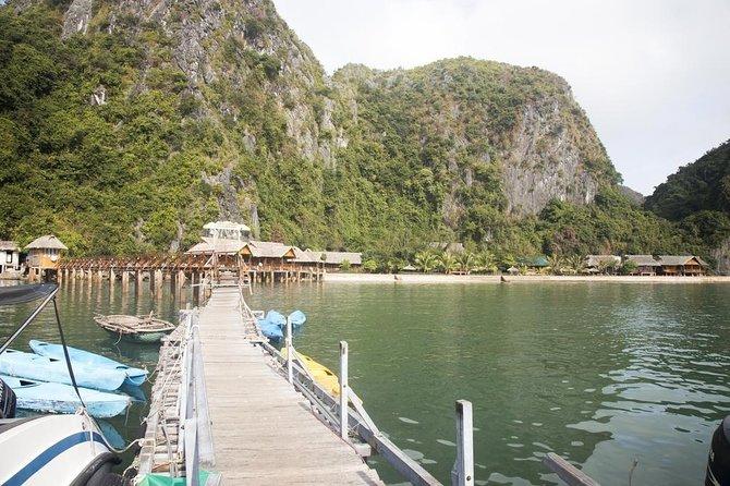 3 Days Cruise - Luxury Halong Cruise & Bungalow in Lan Ha Bay