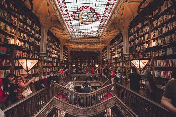 Porto Harry Potter Tour : Wizardous with Lello Bookshop (Skip-the-Line)