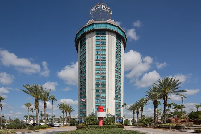 Hotel (Orlando Area) to International Airport