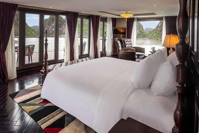 Best Overnight Halong Bay Cruises | The President Cruises