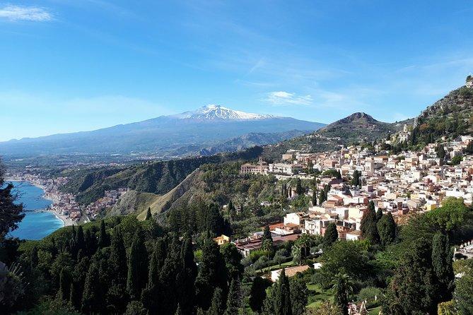 Etna & Taormina from Siracusa
