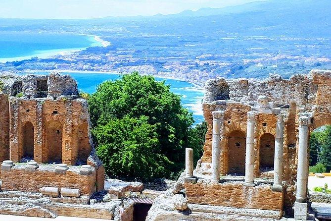 Etna & Taormina private tour from Catania