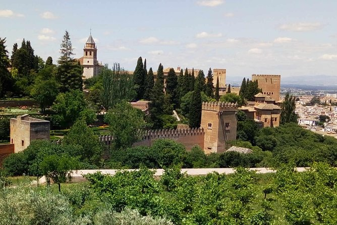 Visit Alhambra, just for you