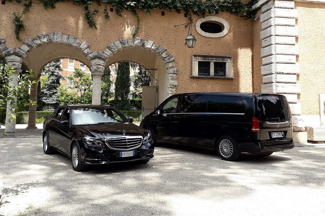 Private Romantic Tour Rome by Night with driver (hotel pick up / drop off)