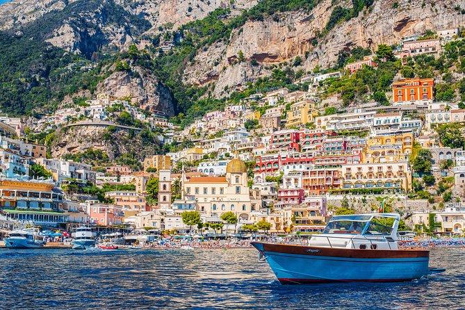 Amalfi Coast Sea & Land from Sorrento
