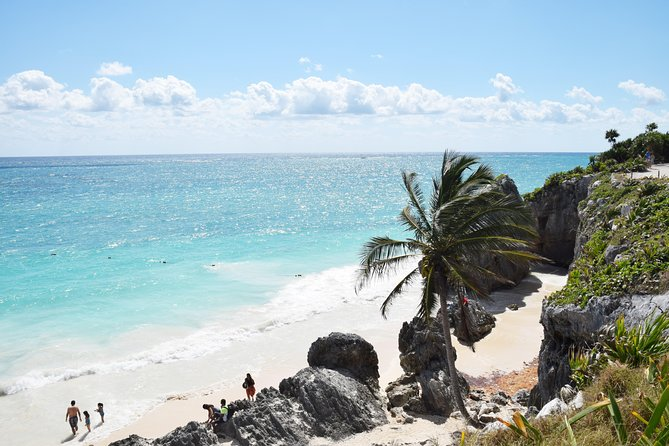Tulum Ruins, Turtles in Akumal and Cenote tour
