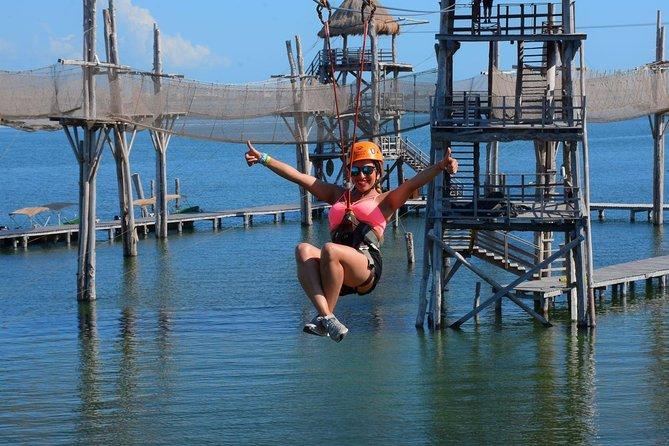Parque Maya Zipline Tour
