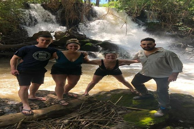 Materuni waterfall and coffee tour + Hot spring