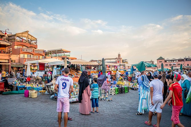 Private transfer Riads/Hotels to Marrakech Airport