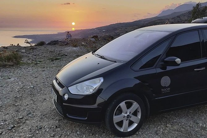 Heraklion Airport to Ierapetra Private Transfer