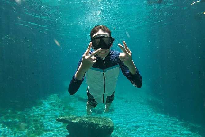 Snorkeling & Freediving in Cenote - Riviera Maya