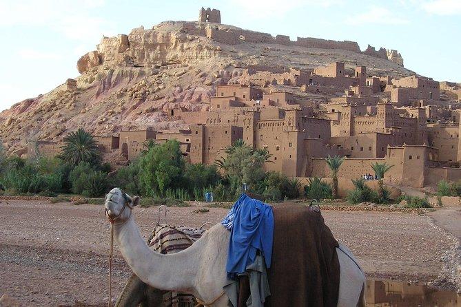 Ouarzazate and Ait ben haddou Kasbah