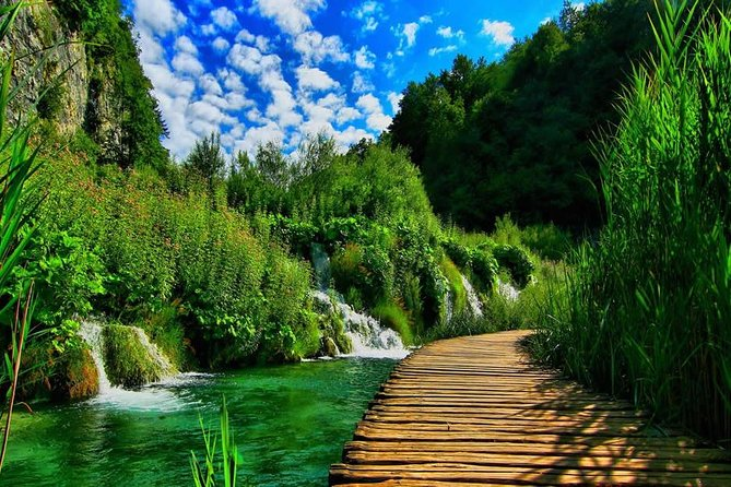 Paradise Tour Of The Plitvice Lakes