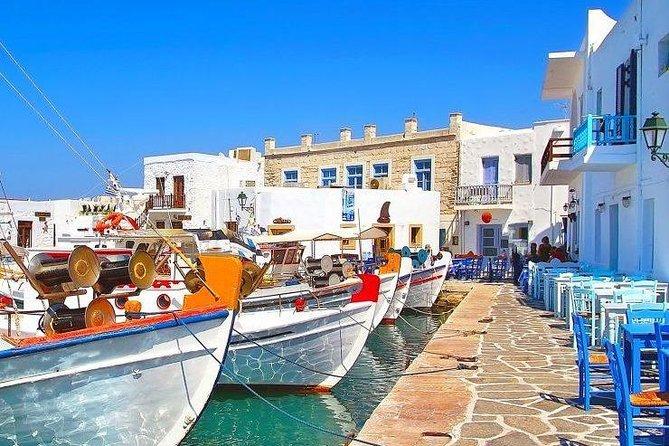 9 Day Greek Islands Hopping : Athens, Paros, Mykonos, Santorini,