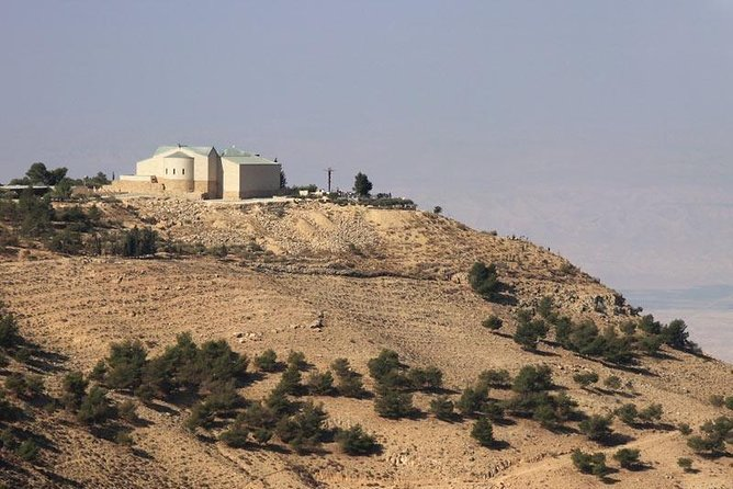 Private Tour From Amman - Madaba, Mount Nebo, and The Dead Sea-Amman