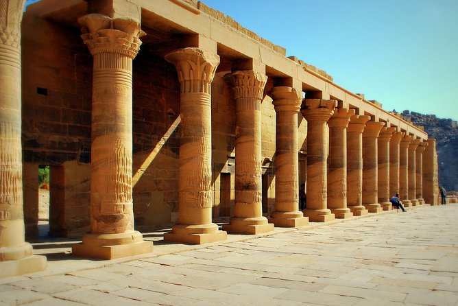 Half Day Tour The High Dam Unfinished Obelisk Temple of Philae