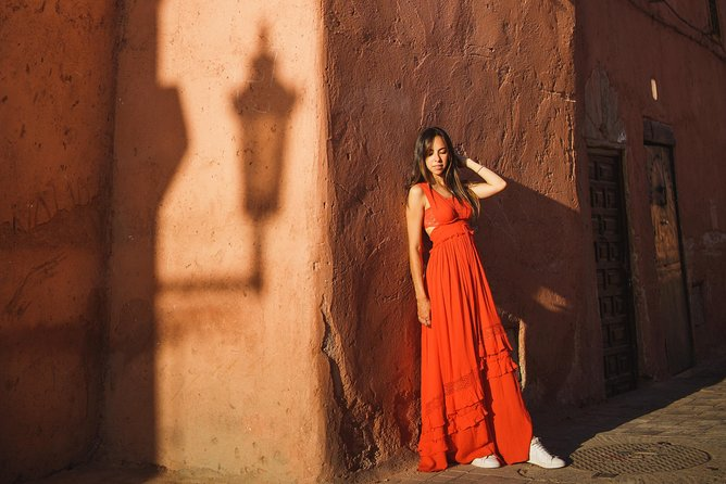 Photoshoot with a Local Photographer in Marrakech