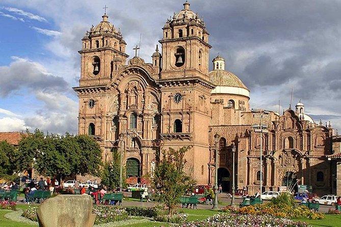 Walking City Tour of Cusco