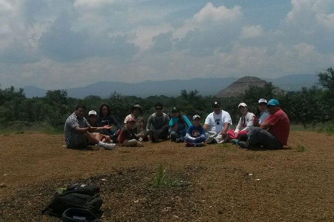 Teotihuacan the Best Trip. MEXICO CITY