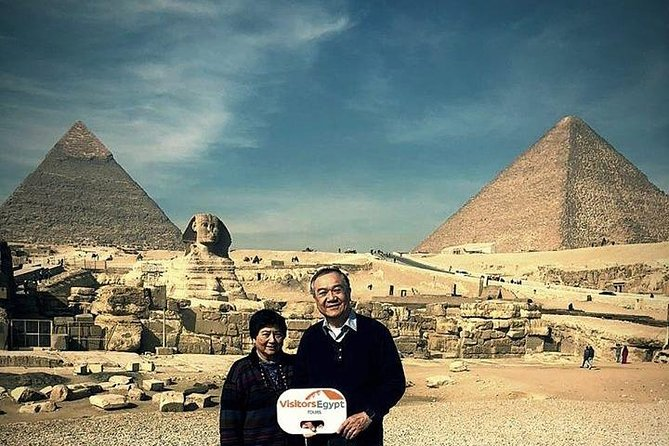 2-Days Cairo and Giza Private Tour with Guide