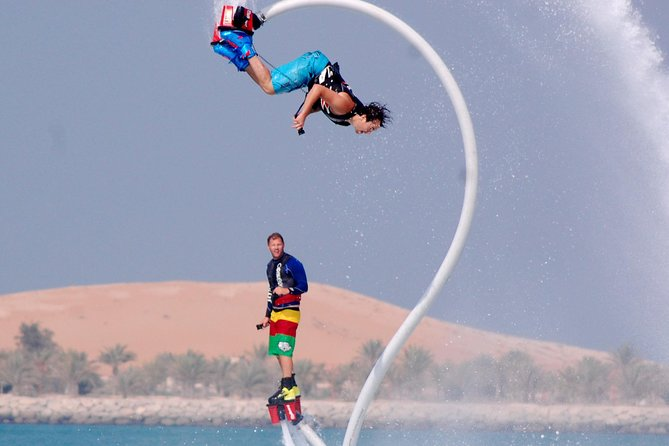 Sand Hollow Flyboard Adventure