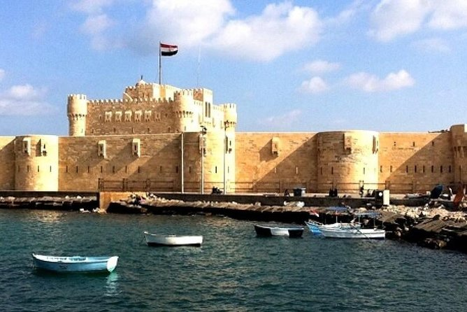 Full-Day Private Tour to Alexandria from Cairo