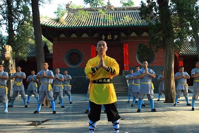 Full-Day Private Plane Tour to Shaolin Temple from Guilin