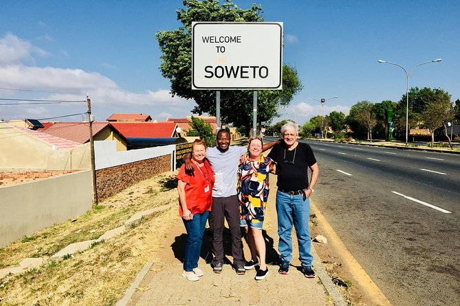 Soweto and Johannesburg historical and cultural tour