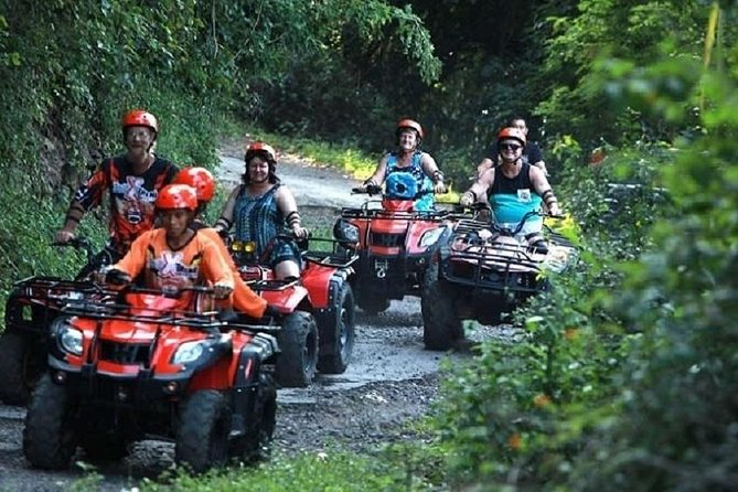 ATV adventure and Ubud Private Tour