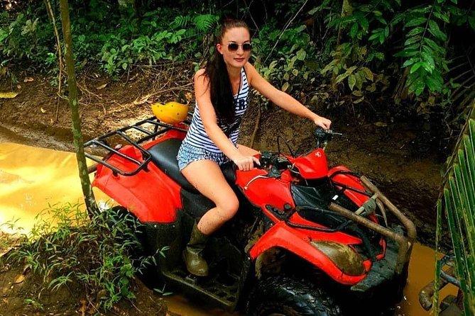 ATV adventure and Ubud Private Tour