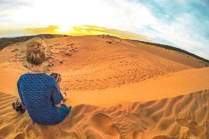 2-Day Exploring Muine Beach: Enjoy Sunrise or Sunset - Free & Easy Tour