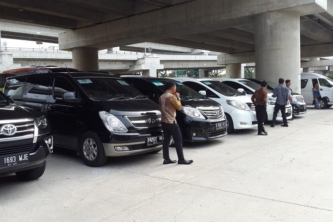 CGK - Private Airport Transfer Service