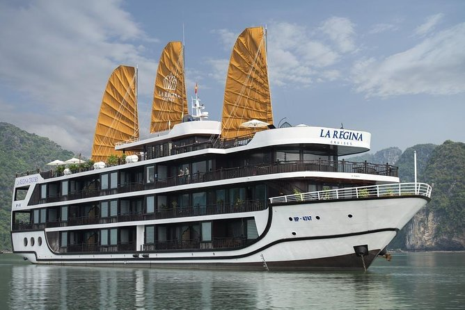 La Regina Cruise - Ha Long Bay & Lan Ha Bay 2 Days 1 Night