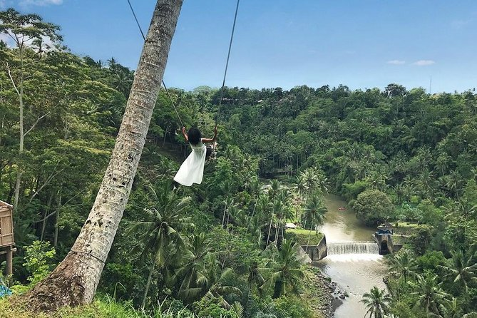 Full-Day Bali Swing Adventure and Exploring Tour to Uluwatu with Sunset View