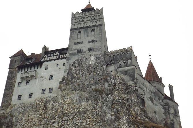Dracula's Castle & Rasnov Fortress
