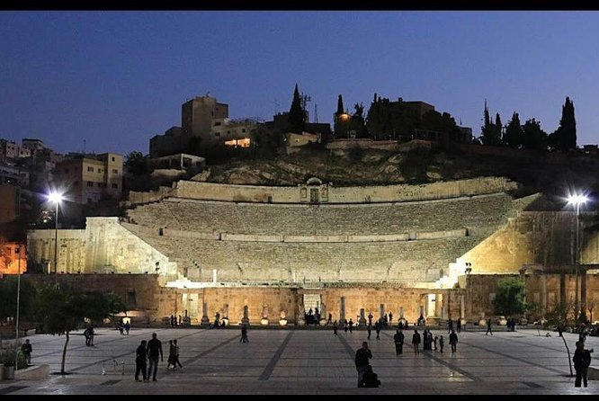 Private Tour Amman Sightseeing