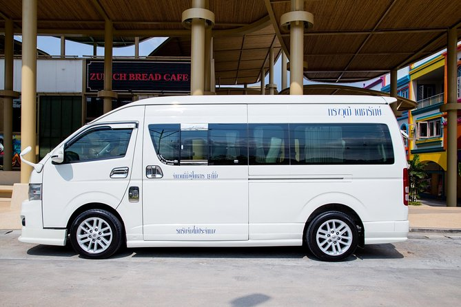 VAN TRANSFER-PHUKET CITY TOUR