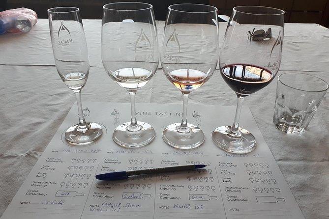 Ayrarat Wine Tour