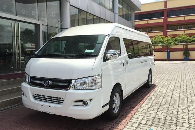 KL Hotels/KLIA/KLIA2/Sultan Abdul Aziz Shah Airport to Kuantan (Per Vehicle)
