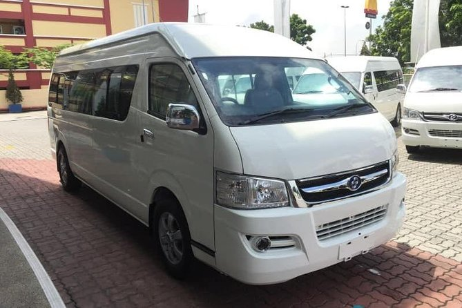 KL Hotels/KLIA/KLIA2/Sultan Abdul Aziz Shah Airport to Melaka City(Per Vehicle)