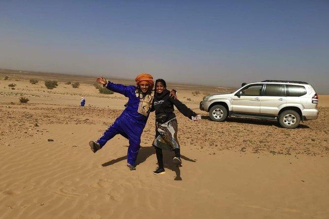 Visit the big dunes of Chegaga