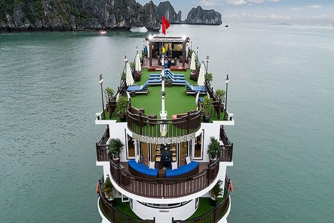 Margaret Cruises Offer Special Price| 2-Day Halong Bay Cruises Budget
