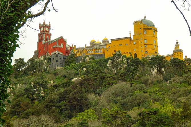 Palaces itinerary with Pena Palace * All inclusive