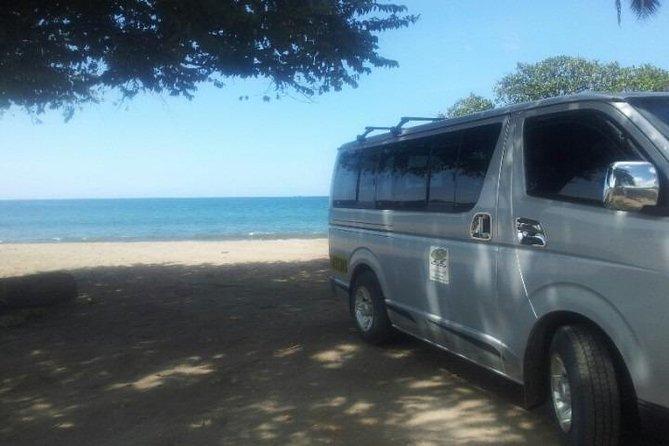 Roundtrip Transportation-Nadi Airport to Fiji Marriott Momi Bay