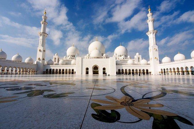 Abu Dhabi City Tour With, Shiekh Zayed Mosque And Ferrari World