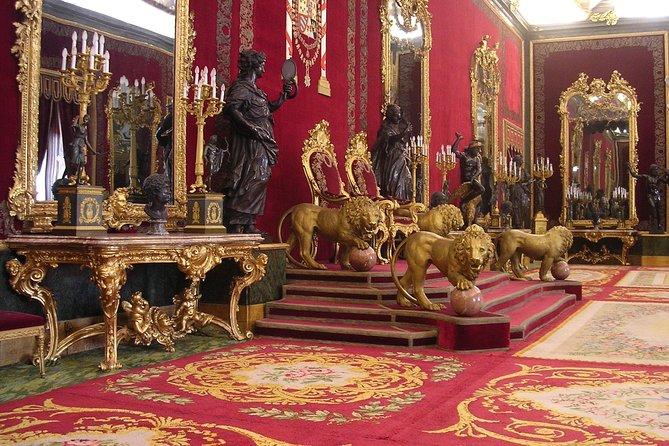 VIP Royal Palace of Madrid