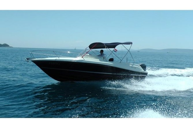 Full-Day Speedboat Tour to Kornati Islands from Zadar